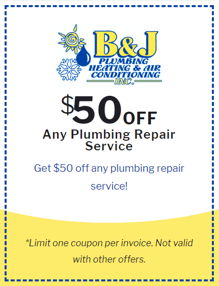 $50 off Any Plumbing Repair Service